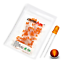 5mm Diffused LED Diode Kit Lamp White Red Blue Green Orange Yellow 3V DIY Set