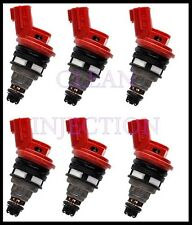 fit Nissan Skyline rb25 rb25det r33 r34 stagea ecr33 Z32 650cc fuel injectors