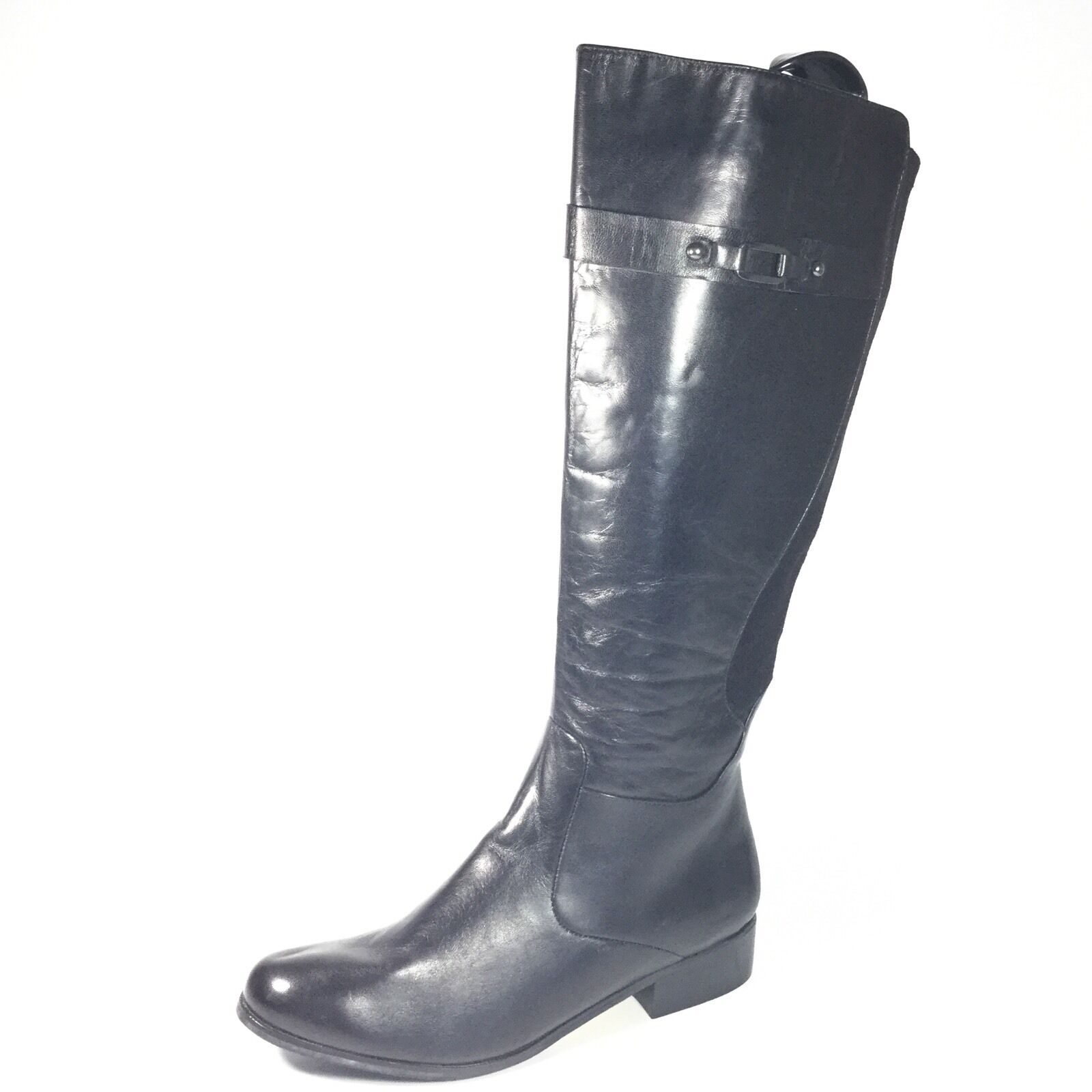Van Eli Ramex Womens Size 7.5 Black High Knee Boots.