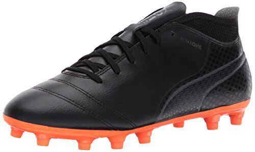 PUMA Mens One 17.4 FG Soccer-shoes- Pick SZ color.