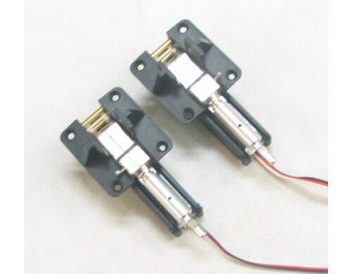 FMS 1.4M F4U V3 90 Degree Electric Retract Gear Set  FMSRE004  - Free Shipping