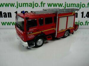 CP2D-POMPIERS-1-43-altaya-IXO-Fourgon-pompe-tonne-leger-Gallin-Renault-VI-S180