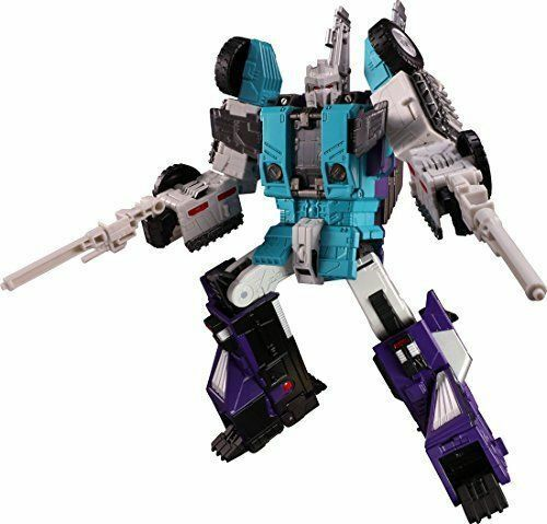 Transformers Legends LG-50 Leader Sixshot Action Figure NEW