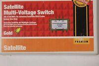 Satellite Multi-voltage Switch
