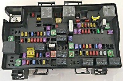 2015 DODGE RAM 1500 POWER DISTRIBUTION CENTER FUSE BOX ...