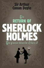 Sherlock Holmes: The Return of Sherlock Holmes (Sherlock Complete Set 6), Conan