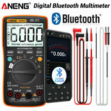 Bluetooth Digital Multimeter 6000 Counts Acdc Current Voltage Tester Meter Tool