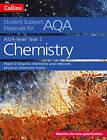 AQA A Level Chemistry Year 1 & AS Paper 2 by Colin Chambers, Graham Curtis, David Nicholls, Andrew Maczek, Geoffrey Hallas, Rob Symonds, Stephen Whittleton (Paperback, 2016)