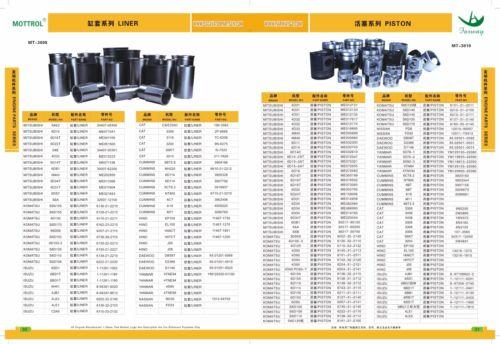 6202-63-1200 6202-63-1201 6202-63-1401 WATER PUMP FITS KOMATSU FORKLIFT 4D95S