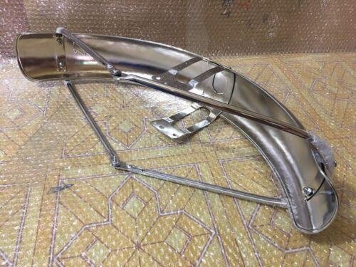 1968-1971 Honda CB350 CB 350 K0 K2 K3 New Reproduction Chrome Front Fender.