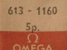 OMEGA CAL 613  part 1160  1/2 STEM MALE = FOR  1PC!!!!!!