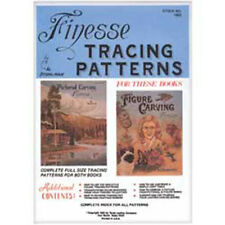 Finesse Tracing Patterns Pack by Al Stohlman / Leathercrafting / Leather craft