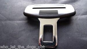 b764dbe31066 MITSUBISHI Ceinture de sécurité alarme Boucle Clé bougie Agrafe ...
