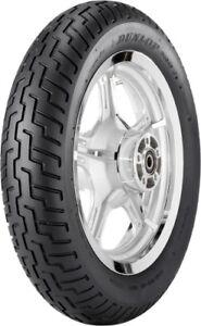 Dunlop 401687 D404 Tire - Front - 140/80-17 Cruiser Touring Tubeless 45605686