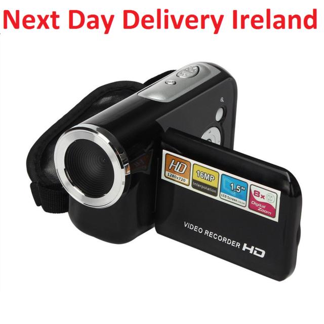 Mini 1.5 Inch 16MP Camera 8X Digital Zoom Video Camcorder Camera DV Recorder