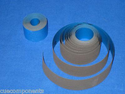Sandpaper Strips 800 Grit Cue Components Cue Building Parts Supplies /& Repair