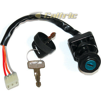 Ignition Key Switch For Honda Foreman TRX500FA RUBICON 2001 2002 2003 2004-2006