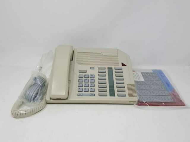 Nortel Meridian M2616 Display Phone Ash