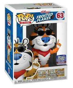 RARE-Tony-The-Tiger-with-Sunglasses-Funko-Pop-Vinyl-New-in-Mint-Box-Protector