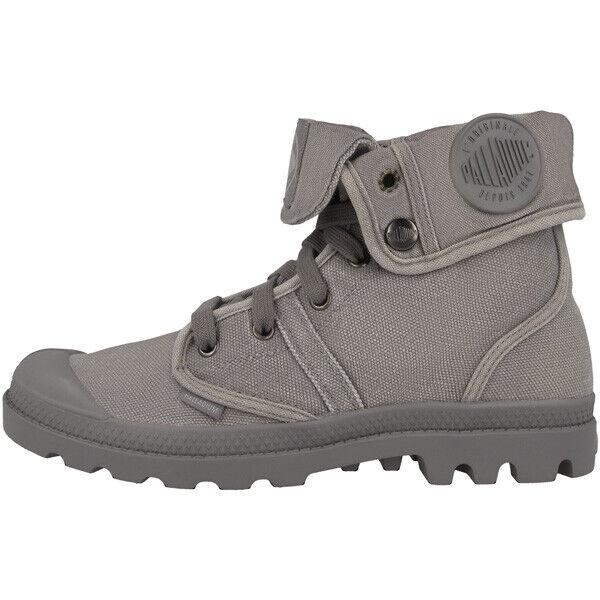 Palladium Boots Stiefel Pallabrouse Baggy Grau Beige Khaki 92478-268-m Neu