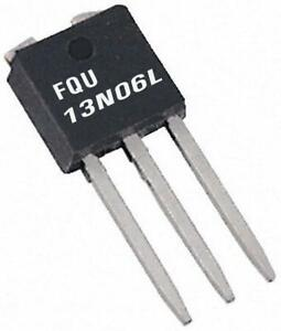 PWM Arduino 5 x fqu13n06ltu MOSFET Transistor 11a 60v 5v cancello per Raspberry Pi