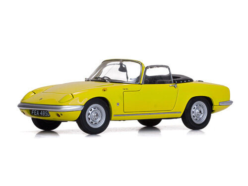 Lotus Elan S3 1966 Yellow 1 1 1 18 Model 4056 SUN STAR b3296e