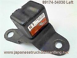 Driver Side , 89174-34030 Toyota Tundra Sequoia Airbag Sensor Left Front