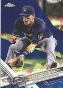 SCOOTER-GENNETT-2017-TOPPS-CHROME-SAPPHIRE-EDITION-49-ONLY-250-MADE