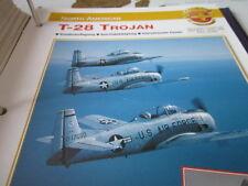 Fliegen 4: Karte 155 North American T 28 Trojan