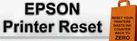 Reset Epson L800