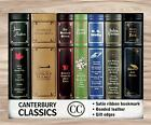 Canterbury Classics Box Set von Arthur Conan Doyle, Edgar Allan Poe und H. G. Wells (2015, Gebundene Ausgabe)