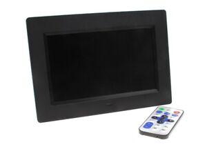 Digitaler HD Bilderrahmen für Fotos, Musik und Videos inkl. Fernbedienung // 2GB