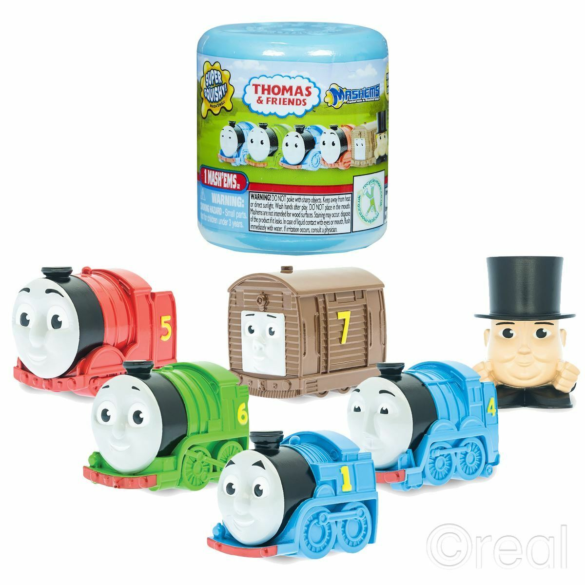New 1 3 5 Or 10 Thomas The Tank Engine & Friends Mash'ems Blind Capsule Official
