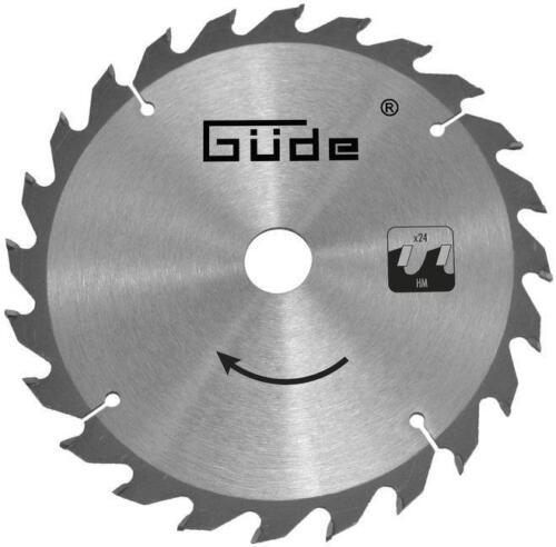 Güde HM-Sägeblatt 150x1,6x10mm 24 Zähne für Güde Akku-Kreissäge KS 18-0