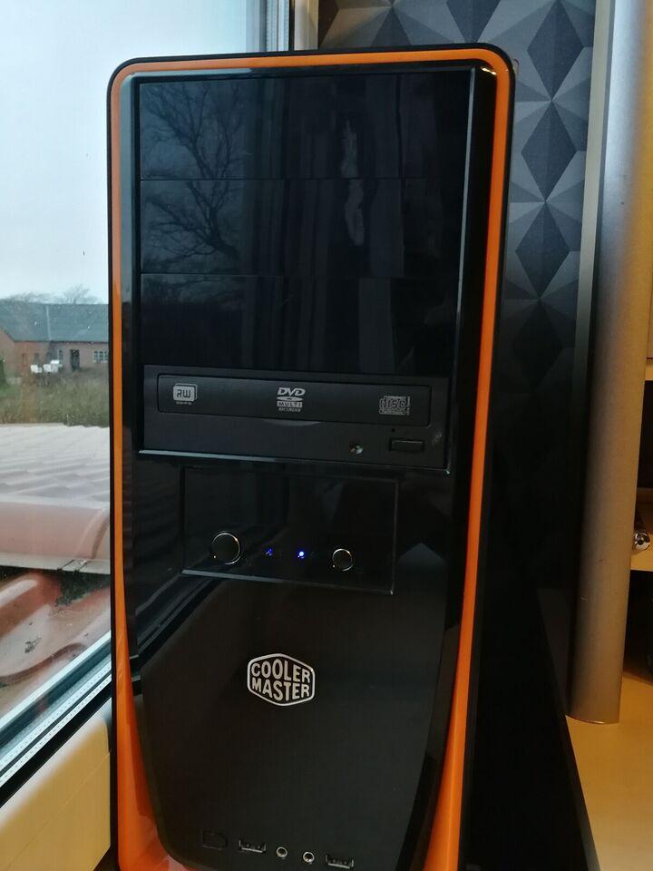 Andet mærke Selv bygget, AMD FX-4300 Vishera 32nm