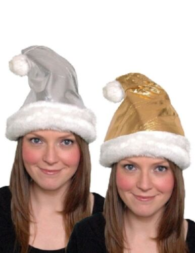 NEW LADIES MENS CHRISTMAS ELF HAT SHOES SKIRT LUREX RED WHITE GREEN ACCESSORIES