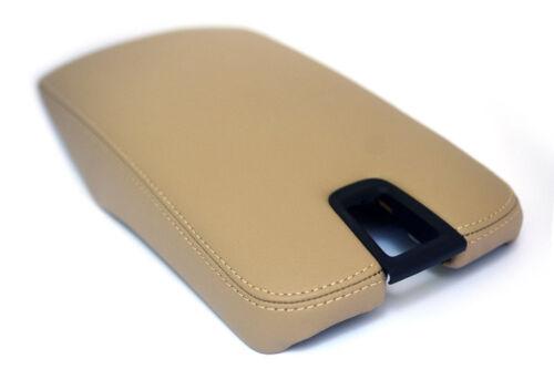 For 07-09 Lexus ES350 Faux Leather Center Armrest Cover Beige