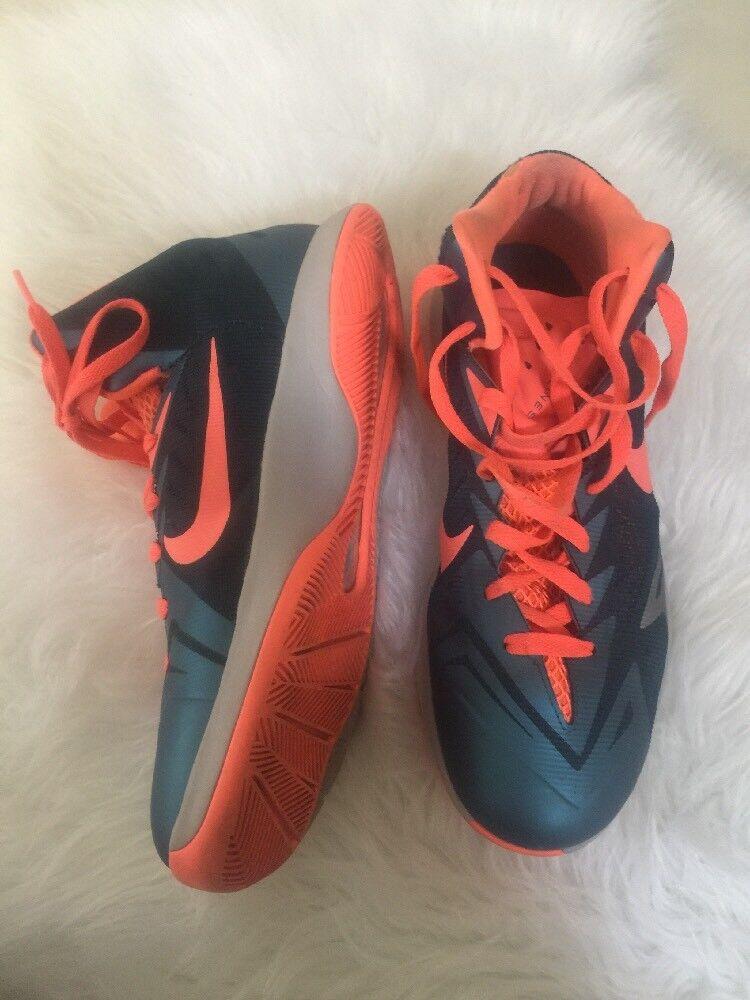 Los hombres zapatos de baloncesto de Nike modelo Lunarlon cómodo hyperquickness, el modelo Nike mas vendido de la marca f1848c