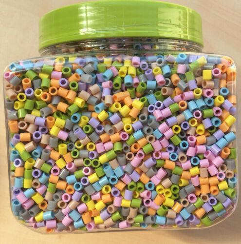 IKEA PYSSLA Steckperlen Pastell Farben ca.14.000 Bügelperlen BLITZVERSAND*