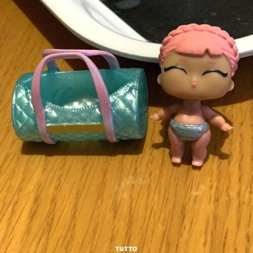 Ice Sk8er Ice Skater CLUB doll toy With bag LOL Surprise LiL Sisters L.O.L