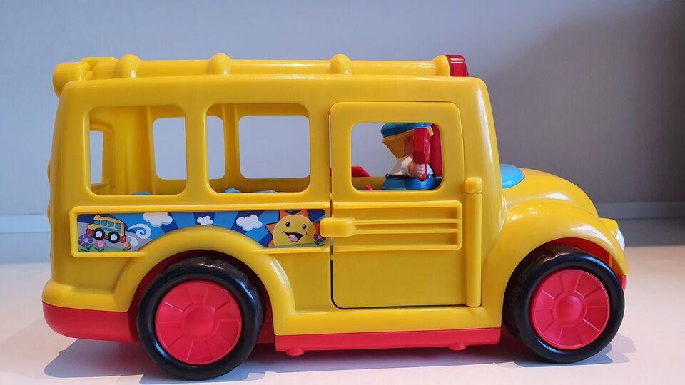 Little people, Fisher Price skolebus, 12 til 23 måneder