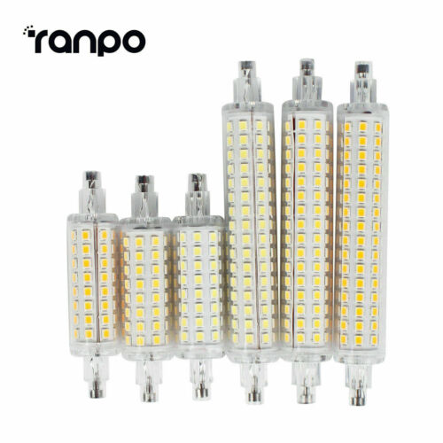 LED R7S 78mm 118mm Flood Light Bulb 12W 16W 2835 SMD Replacement Halogen Lamp RO