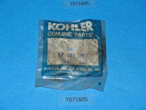 OEM Genuine oil grease KOHLER 52 032 08 lip seal engine 52 032 09, 25 032 06