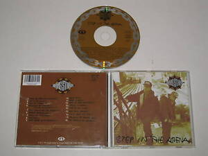 Gang-Starr-Step-In-The-Arena-Chrysalis-1798-CD-Album