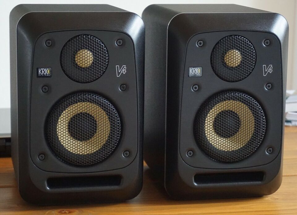 Studio Monitors, KRK V4 S4