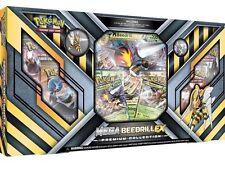 Pokemon Trading Card Game Mega Beedrill EX Premium Collection Box New Sealed