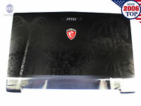 Msi Gt72 Gt72s 1781 1782 Lcd Back Cover 307-781a617-y311 Storm Version