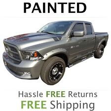 NEW Fits: 2011 2012 Dodge Ram 1500 Fender Flares Painted to Match - Pocket Style