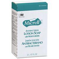 Gojo Antibacterial Lotion Soap Refill 2000 Ml 225704ea