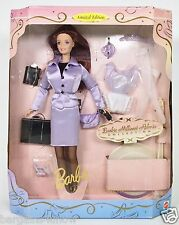 BARBIE PERFECTLY SUITED BARBIE MILLICENT ROBERTS COLLECTION NRFB